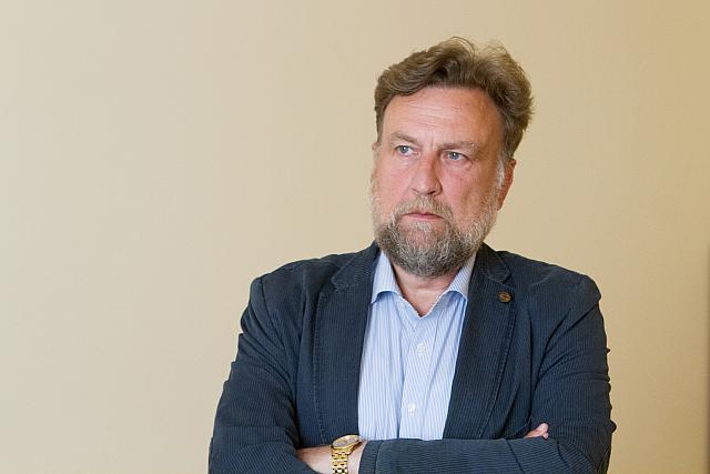 Rimantas Jankauskas, Vilniaus universiteto nuotr.