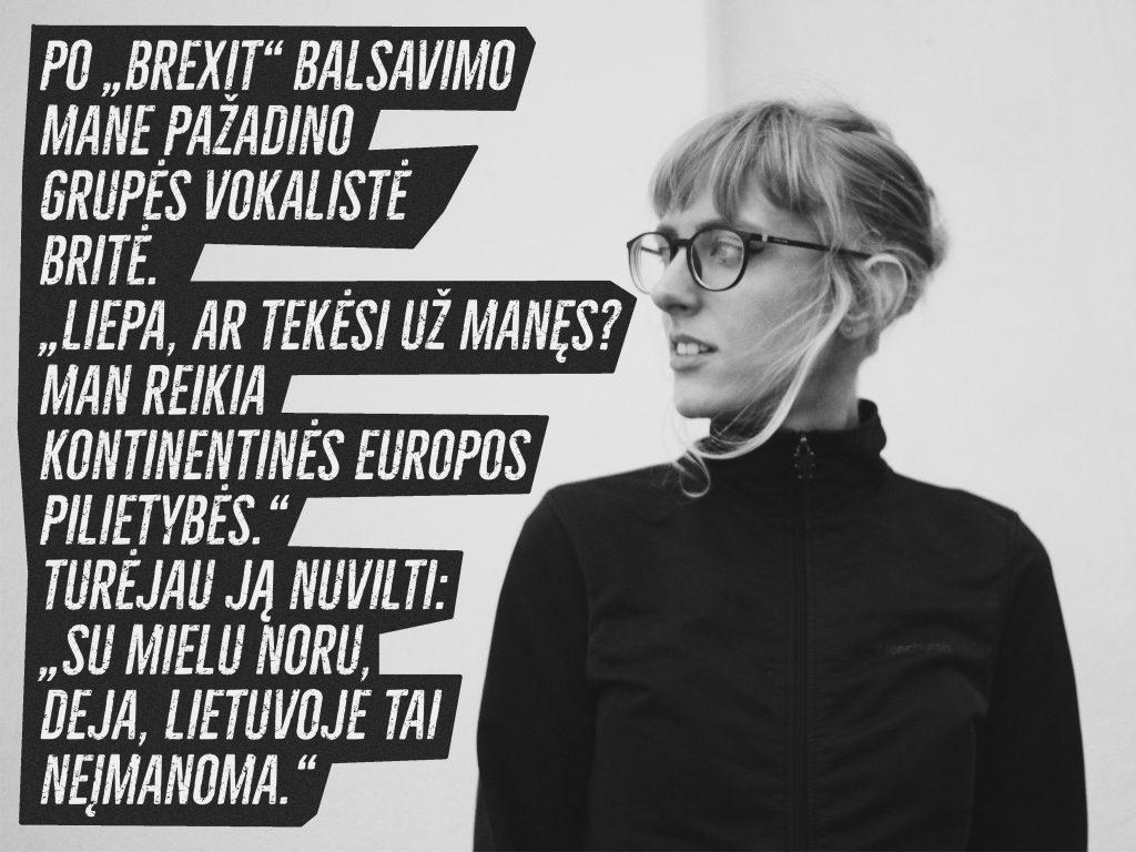 Justės Urbonavičiūtės nuotr.