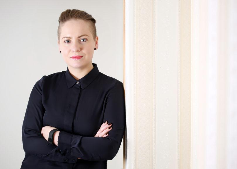 Ina Kalvanienė, Gretos Medelienės nuotr.