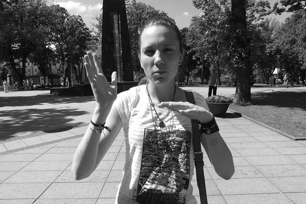 Ada Zabulionytė - Gabrielės Valaitytės nuotr.SM