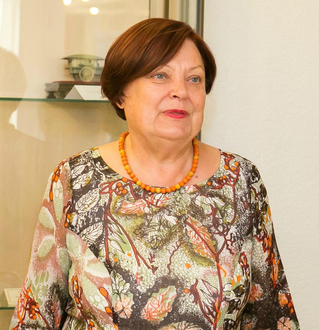 Giedrė Purvaneckienė, A. Rudomanskio nuotr.