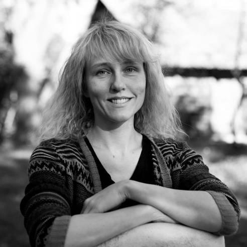Björg Sveinbjörnsdóttir, Miglės Križinauskaitės nuotr.