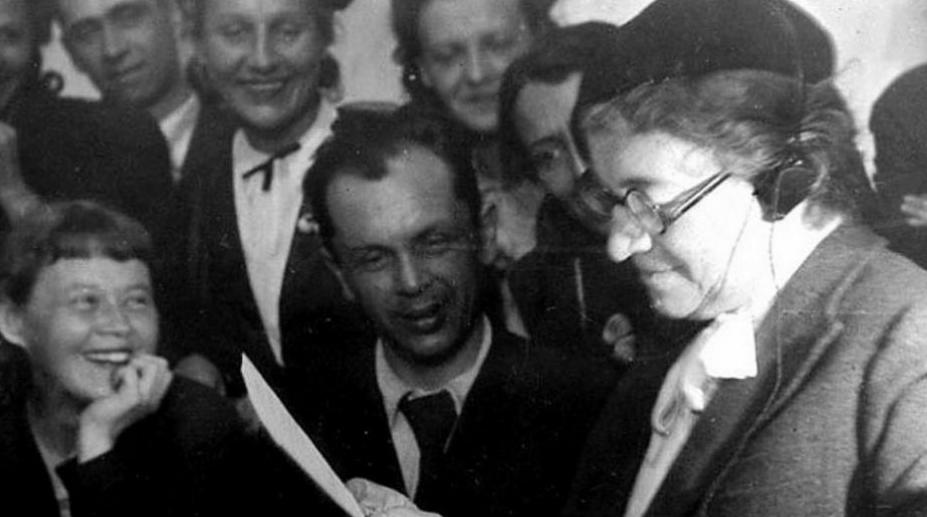 Aleksandra Vygodskaya-Bruštein archyvinė nuotr.