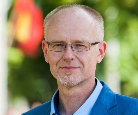 Prof. Jonas Ruškus. J. Petronio nuotr.