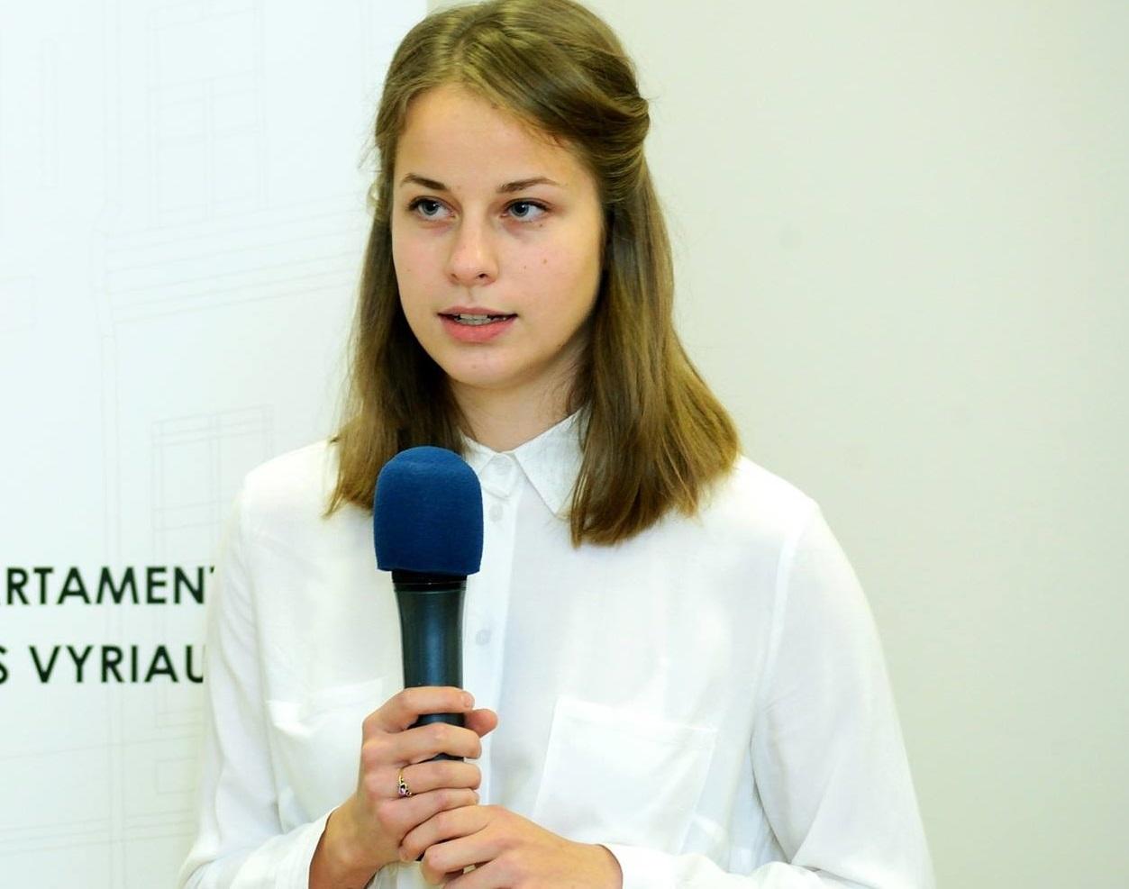 Aurėja Jutelytė, asmeninio archyvo nuotr.