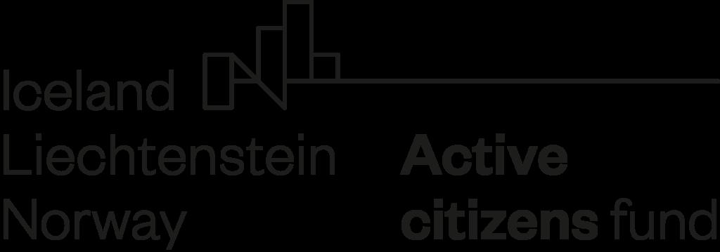 Aktyvių piliečių fondas, logotipas
