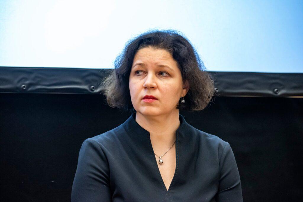Gražina Ramanauskaitė, Nacionalinio žmogaus teisių forumo nuotr.