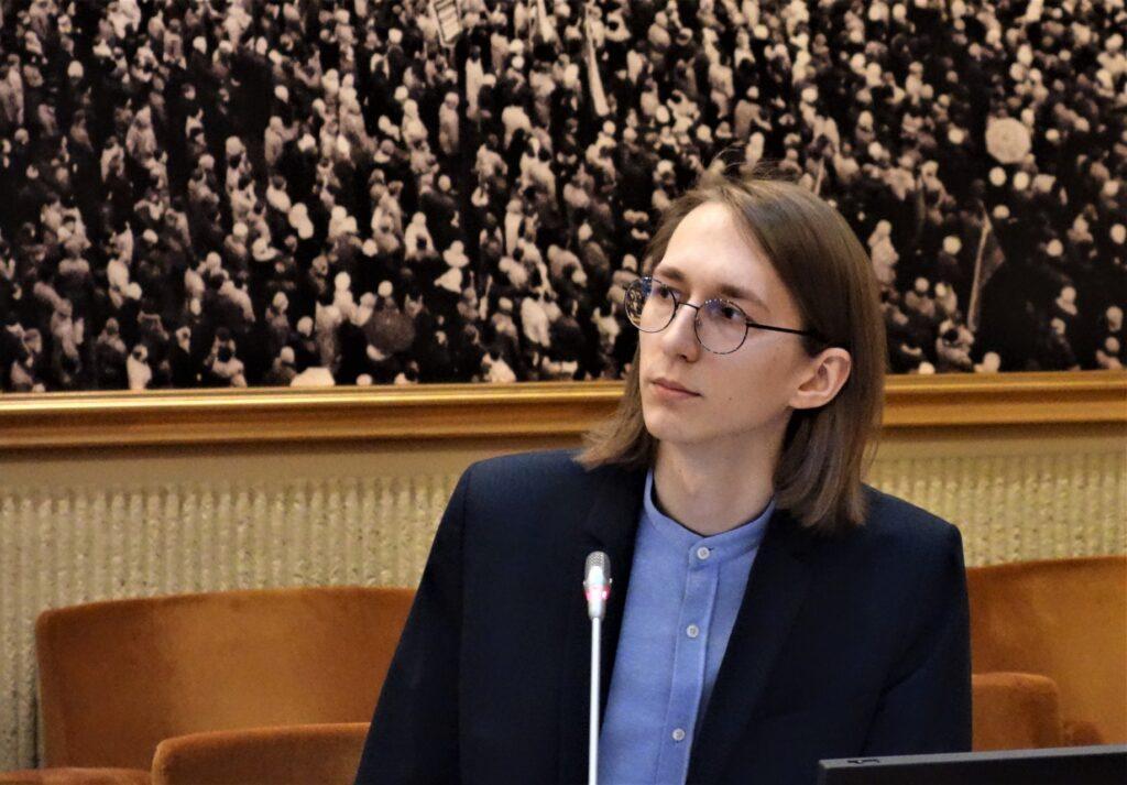 Donatas Paulauskas, Lygių galimybių kontrolieriaus tarnybos ekspertas-patarėjas, Lygių galimybių kontrolieriaus tarnybos  nuotr.