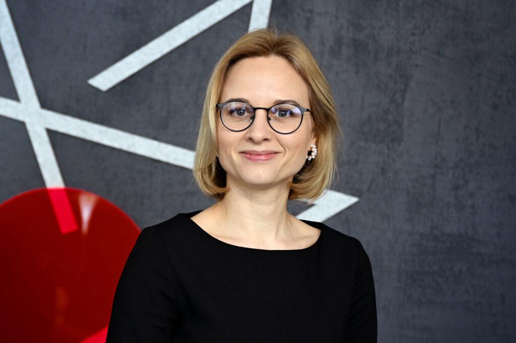 """Ona Juodkienė, """"Danske Bank"""" nuotr."""