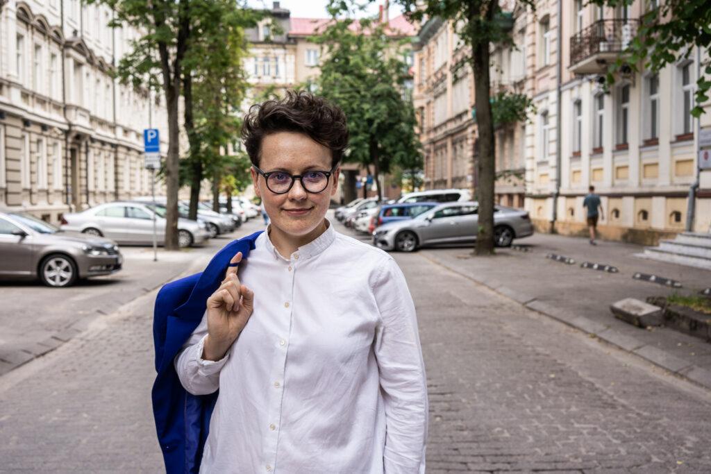 Jūratė Juškaitė, Severinos Venckutės nuotr.
