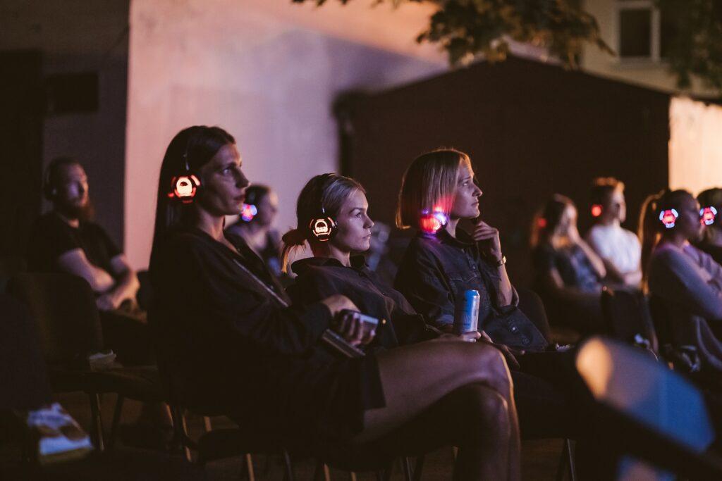 """Audio festivalis """"Banguoja"""", festivalio nuotr."""