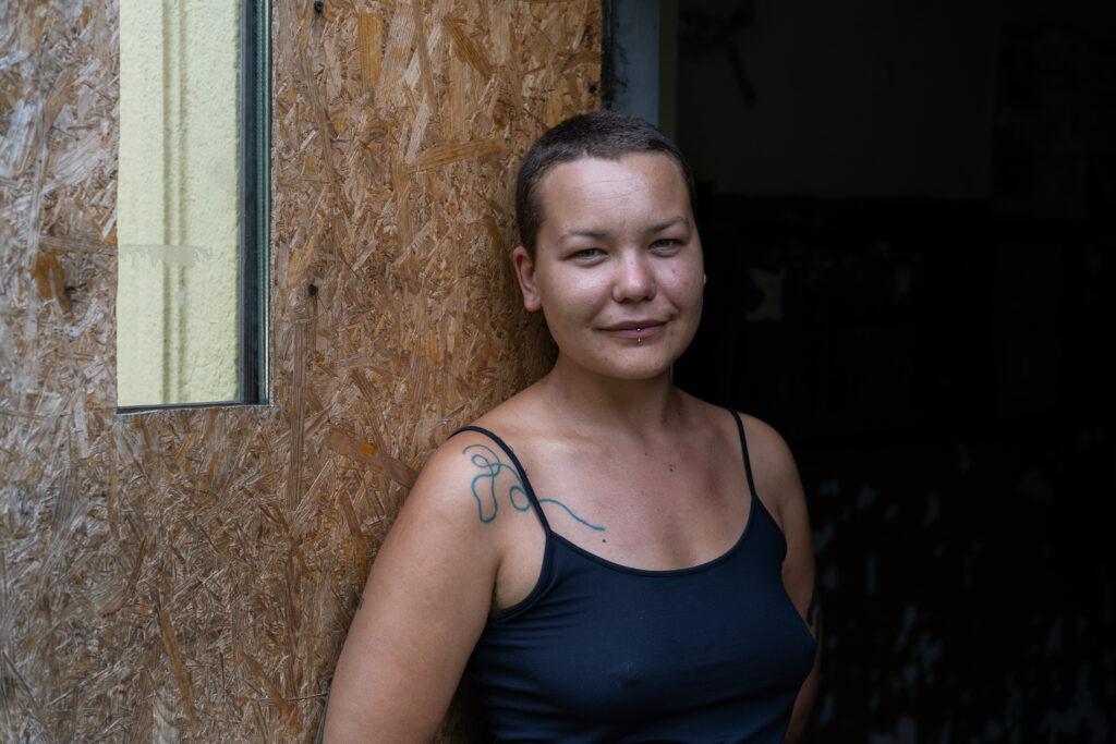 Viktorija Kolbešnikova, Severinos Venckutės nuotr.