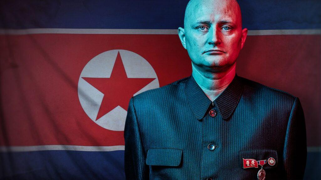"""""""Šnipas Šiaurės Korėjoje"""""""